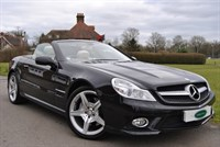 Used Mercedes SL500 5.5 AMG Styling Package - Panoramic Roof