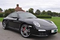 Used Porsche 911 Carrera 4S Tiptronic - Gen II Factory Upgrades