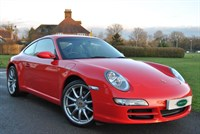 Used Porsche 911 Carrera 2 Coupe Manual - 1 Owner & Only 21.000 Miles