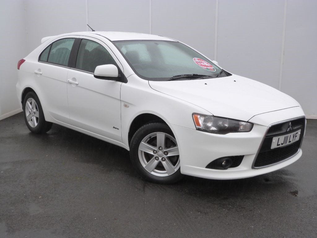 Mitsubishi Lancer DI-D 140 JURO LEATHER SEATS in Swansea, South Wales | Pinetree Car Superstore