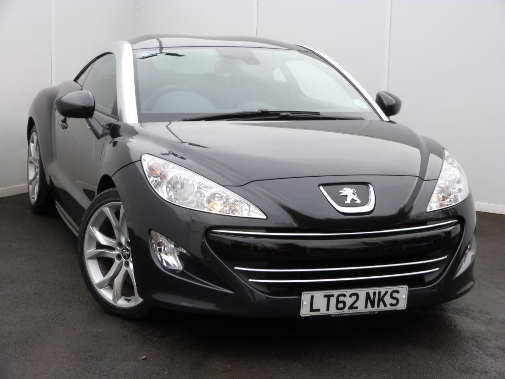peugeot rcz hdi gt leather seats sat nav in swansea south wales pinetree car superstore. Black Bedroom Furniture Sets. Home Design Ideas
