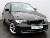 Used BMW 118d SPORT ALL ROUND PARKING SENSORS