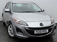 Used Mazda Mazda3 D SPORT SATELLITE NAVIGATION BOSE SPEAKERS