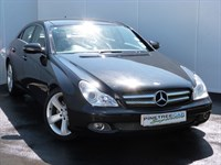Used Mercedes CLS320 CDI CDI TIP SATELLITE NAVIGATION LEATHER SEATS