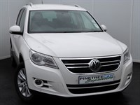 Used VW Tiguan MATCH TDI BLUEMOTION TECHNOLOGY (MASSIVE SPEC)