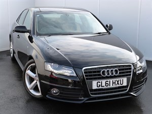 used Audi A4 TDI S LINE PART LEATHER TRIM  in swansea-south-wales