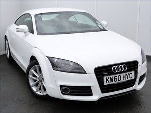 used Audi TT SPORT TDI QUATTRO in swansea-south-wales