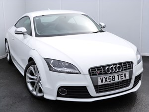 used Audi TT TTS TFSI QUATTRO SATELLITE NAVIGATION in swansea-south-wales