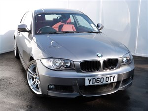 used BMW 123d M SPORT LEATHER INTERIOR in swansea-south-wales