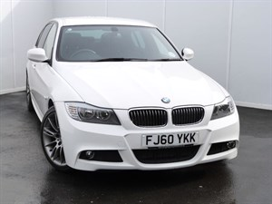 used BMW 320d SPORT PLUS EDITION LEATHER SEATS in swansea-south-wales