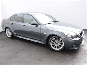 used BMW 520d M SPORT BUSINESS EDITION I-DRIVE in swansea-south-wales