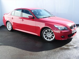 used BMW 520d M SPORT in swansea-south-wales