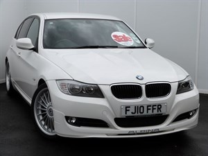 "used BMW Alpina D3 BI-TURBO CRUISE CONTROL BLUETOOTH 19"" ALLOYS in swansea-south-wales"