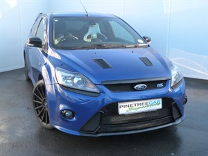 used Ford Focus RS SAT NAV REAR CAMERA  in swansea-south-wales