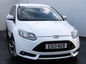 used Ford Focus ST-2 PART LEATHER SEATS in swansea-south-wales