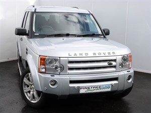 used Land Rover Discovery 3 TDV6 HSE LEATHER SEATS SAT NAV PAN ROOF in swansea-south-wales