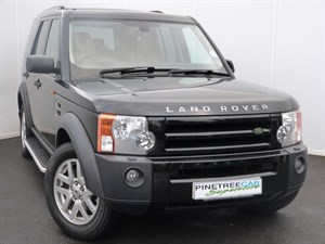 used Land Rover Discovery 3 TDV6 XS SAT NAV in swansea-south-wales