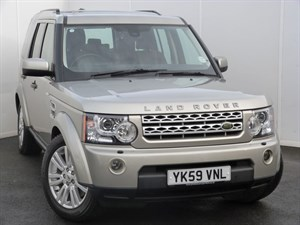 used Land Rover Discovery 4 TDV6 HSE MASSIVE SPEC  in swansea-south-wales