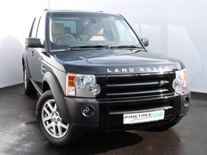 used Land Rover Discovery 3 TDV6 XS LEATHER SEATS SAT NAV in swansea-south-wales