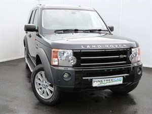 used Land Rover Discovery 3 TDV6 SE SAT NAV LEATHER SEATS in swansea-south-wales