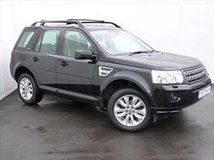 used Land Rover Freelander TD4 XS in swansea-south-wales