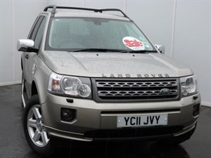 used Land Rover Freelander TD4 GS LEATHER SEATS in swansea-south-wales