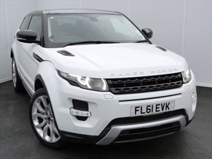 used Land Rover Range Rover Evoque SI4 DYNAMIC  in swansea-south-wales