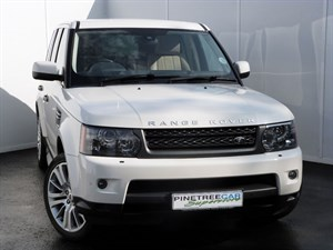used Land Rover Range Rover HSE TDV6 COMMAND SHIFT (MASSIVE SPEC) in swansea-south-wales