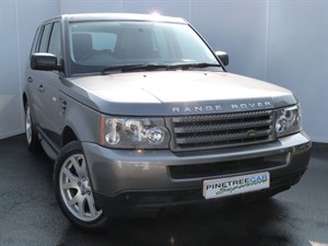 used Land Rover Range Rover Sport TDV6 SPORT S LEATHER SEATS SAT NAV in swansea-south-wales