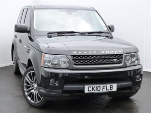used Land Rover Range Rover Sport TDV6 SE SAT NAV LEATHER SEATS in swansea-south-wales