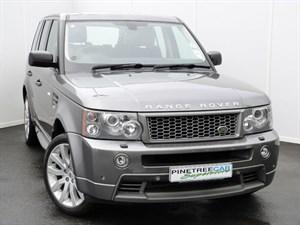 used Land Rover Range Rover Sport TDV6 STORMER EDITION SAT NAV in swansea-south-wales