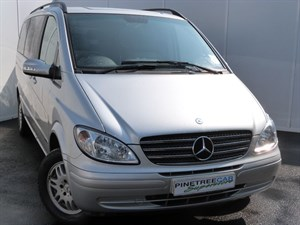 used Mercedes Viano CDI LONG AMBIENTE LEATHER SEATS in swansea-south-wales