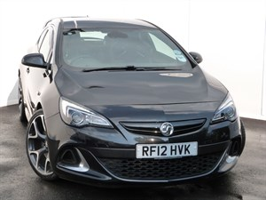 used Vauxhall Astra VXR LEATHER SEATS SAT NAV in swansea-south-wales