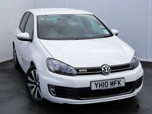 used VW Golf GTD TDI 170 in swansea-south-wales