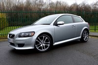 Used Volvo C30 2.0D R DESIGN SPORT * FACTORY EXTRAS+JUST 46,000 MILES *