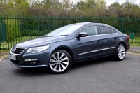 Used VW Passat CC 2.0 TDI 170 BHP BLUEMOTION GT TECH * PAN ROOF+SAT-NAV+LEATHER *