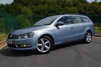 Used VW Passat 2.0 TDI BLUEMOTION SE TECH ESTATE * SAT-NAV+LEATHER+BIG SPEC *
