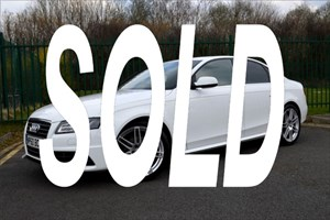 used Audi A4 2.0 TDI S LINE * SPECIAL EDITION+GIGANTIC SPEC * in Mid-Glamorgan