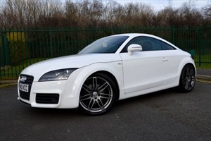 used Audi TT 2.0 TDI QUATTRO S LINE SPECIAL EDITION *BIG SPEC+BEST COLOUR * in Mid-Glamorgan