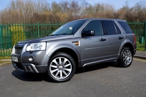 used Land Rover Freelander 2.2 TD4 HST Auto * SUPER RARE + MEGA SPEC * in Mid-Glamorgan