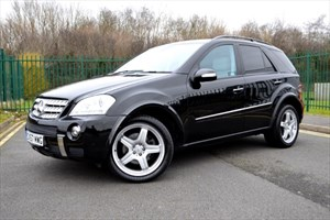 used Mercedes ML420 CDI SPORT Auto *OVER £10,000 OF FACTORY EXTRAS* in Mid-Glamorgan