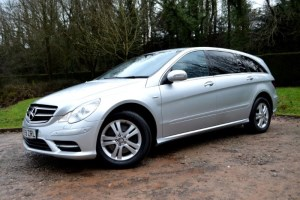 used Mercedes R350 CDI L GRAND EDITION * SPECIAL EDITION+GIGANTIC SPEC * in Mid-Glamorgan