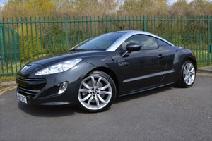 used Peugeot RCZ 2.0 HDI GT Coupe * MEGA SPEC+JUST 10,000 MILES!!! * in Mid-Glamorgan