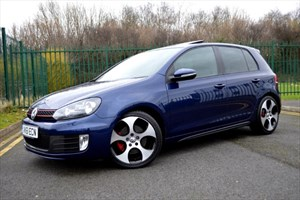used VW Golf GTI 2.0T 210 BHP 5dr * SAT-NAV+OVER £5,500 OF EXTRAS * in Mid-Glamorgan