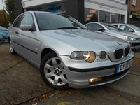 Used BMW 316ti 3 Series SE Compact 3dr