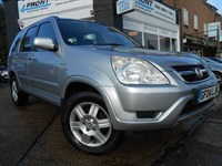 Used Honda CR-V i-VTEC Executive 5dr Auto ONE OWNER FROM NEW