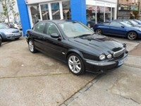Used Jaguar X-Type 2.2d SE 4dr [Euro 4] FULL JAGUAR HISTORY