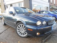 Used Jaguar X-Type D S 4dr FULL JAGUAR SERVICE HISTORY