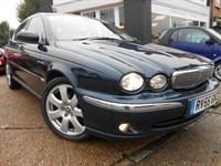 Used Jaguar X-Type 2.2d SE 4dr [Euro 4] SAT/NAV + SUNROOF DIESEL