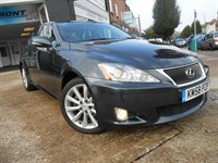 Used Lexus IS 220d SE-I 4dr [2009] FULL LEXUS SERVICE HISTORY